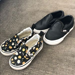 Toddler Vans Bundle